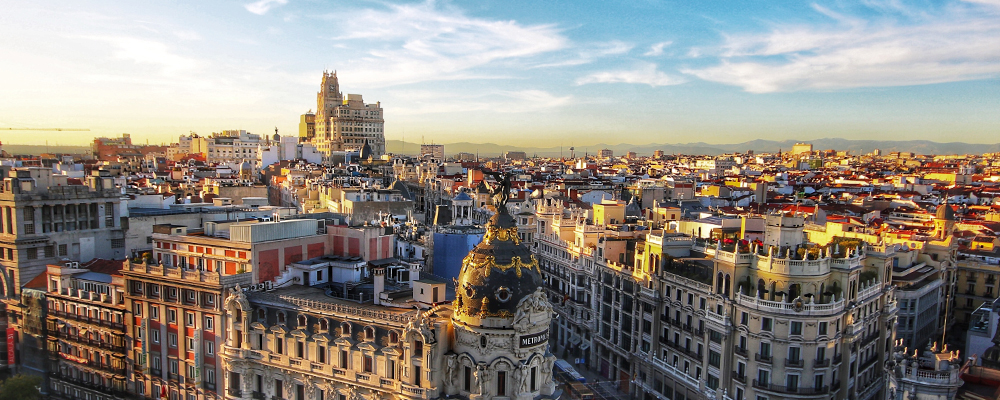 Madrid-Coliving